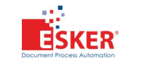 Esker document process automation